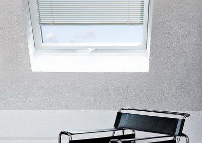 Horizontal Dachfenster